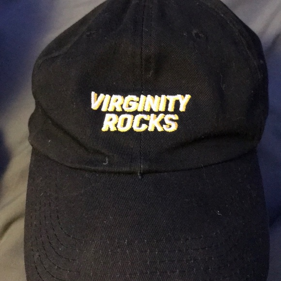 Virginity Rocks Dad hat